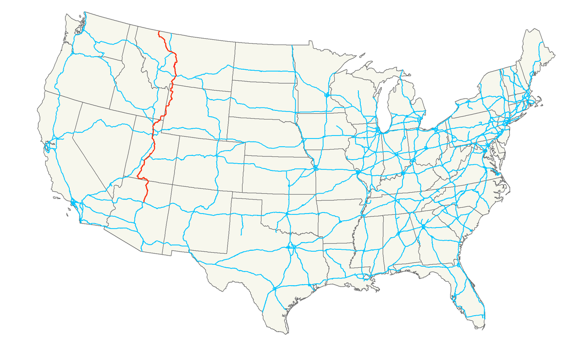 U.S. Route 89 - Wikipedia on