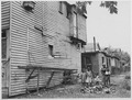 "US Housing Authority in Huntington, West Virginia, site of WVA 4-1 - the before photo, ""827 17th Street. The larger... - NARA - 196096.tif"