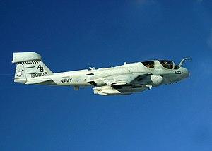 VAQ-137 - VAQ-137 EA-6B in 2003