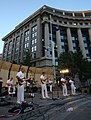 US Navy 040629-N-6157F-020 The U.S. Navy's Country Currents Band performs during a public concert.jpg
