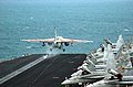 US Navy 051113-N-7241L-006 An S-3B Viking launches from the flight deck of the Nimitz-class aircraft carrier USS Theodore Roosevelt (CVN 71).jpg