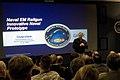 US Navy 080131-N-8273J-119 Adm. Gary Roughead Chief of Naval Operations (CNO) speaks during the electromagnetic (EM) railgun live-fire demonstration at Naval Surface Warfare Center (NSWC) Dahlgren.jpg