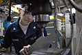 US Navy 090319-N-5251G-401 Machinery Repairman 3rd Class Dayna Droher mills a.jpg