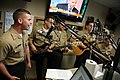 US Navy 090618-N-3271W-030 The U.S. Navy Band Great Lakes Horizon perform during a radio interview at Classic Hits 97x (WXLP).jpg