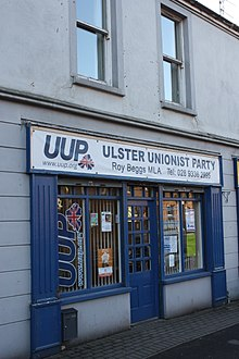 UUP Office, Carrickfergus, January 2011.JPG