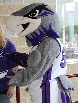 University of Wisconsin–Whitewater - The UWW mascot