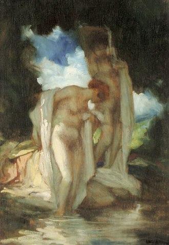 Géza Udvary - Image: Udvary After the Bath