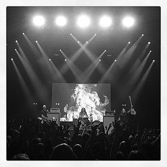 Ufomammut - Ufomammut live at Soulcrusher II Festival, Nijmegen (Netherlands) (2017)