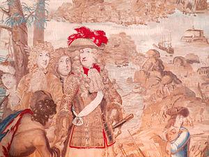 Battle of Marstrand - Ulrik Frederik Gyldenløve at Marstrand