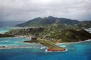 Union Island island