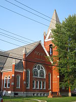 United Methodist Church Waterloo Aug 09.jpg