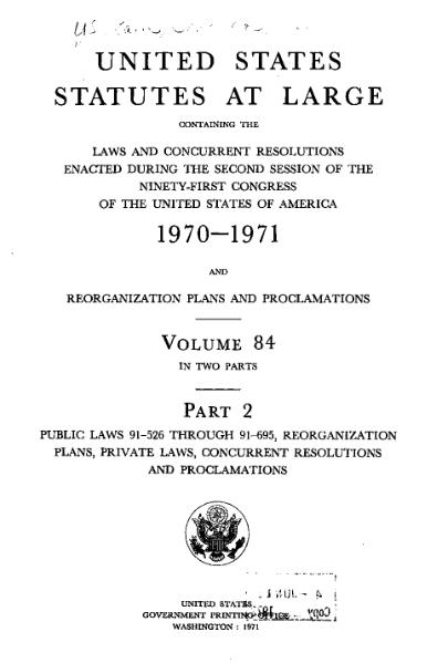 File:United States Statutes at Large Volume 84 Part 2.djvu