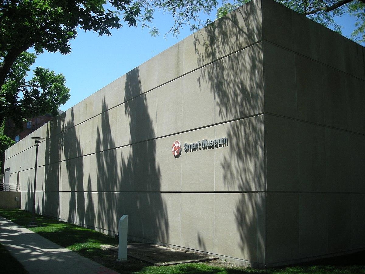 Smart Museum Of Art Wikipedia