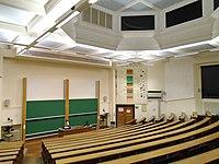 University of Edinburgh Lecture Theatre (28779436435).jpg