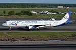 Ural Airlines, VQ-BOC, Airbus A321-231 (41227428885).jpg