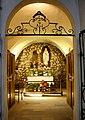 Vöcklabruck - Pfarrkirche, Lourdeskapelle.JPG