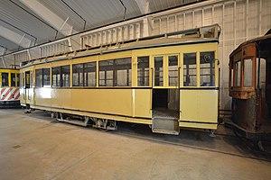 National Capital Trolley Museum - Image: VBK 5954 20120810