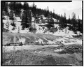VIEW OF NORTH END OF TAILINGS - Gregory Tailings (Ruins), State Highways 269 and 119, Black Hawk, Gilpin County, CO HAER COLO,24-BHAWK,1-5.tif