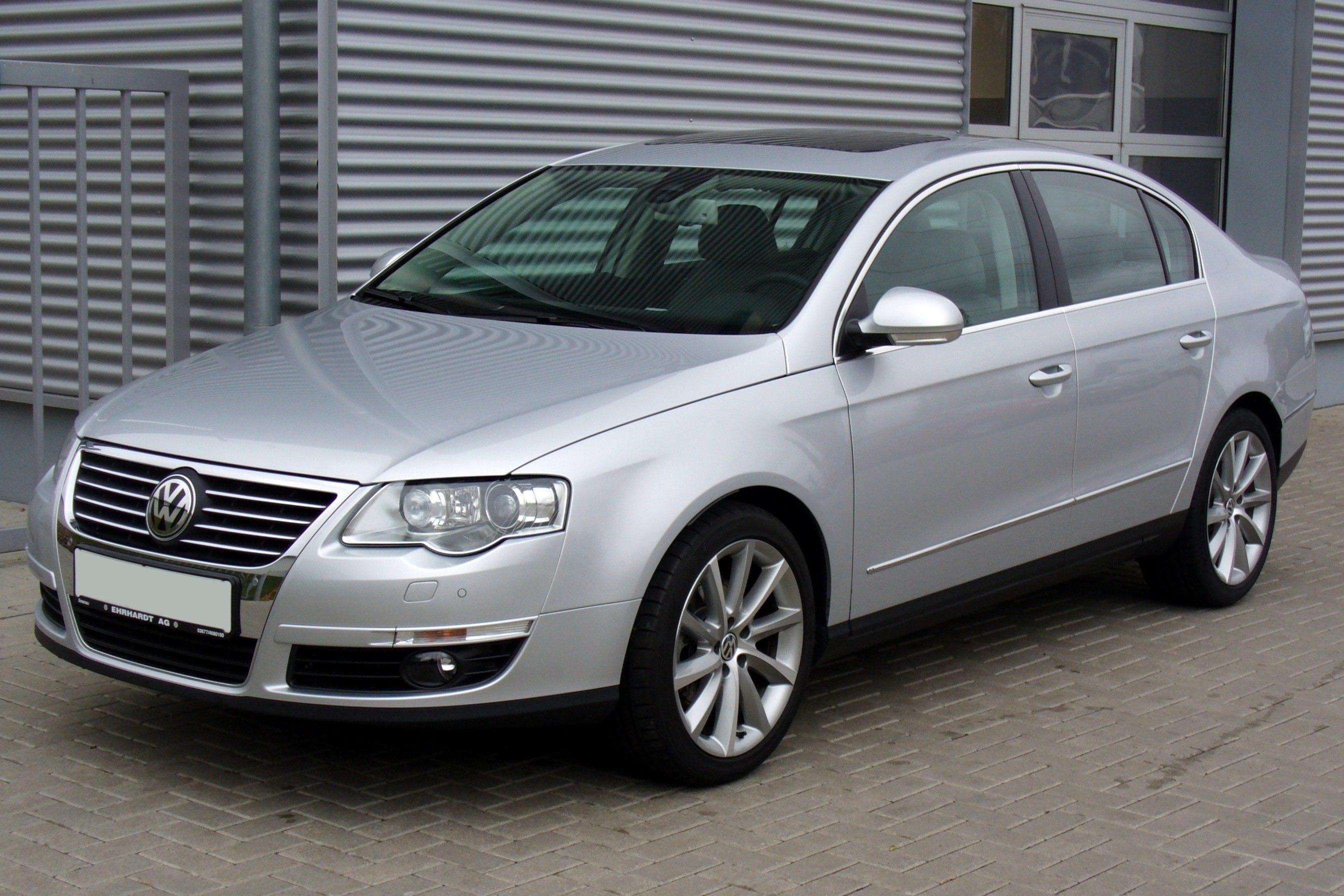 VW Passat B6 Die vollständigen Informationen und line Verkauf