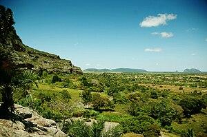 Catimbau National Park - Image: Vale do Catimbau