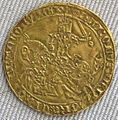 Valois, carlo V, franco col cavallo, 1364-1380.JPG