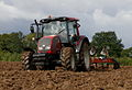 Valtra N101 tractor with Kverneland LD 100 plough.jpg