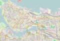 Vancouver (British Columbia) Downtown - OpenStreetMap.png