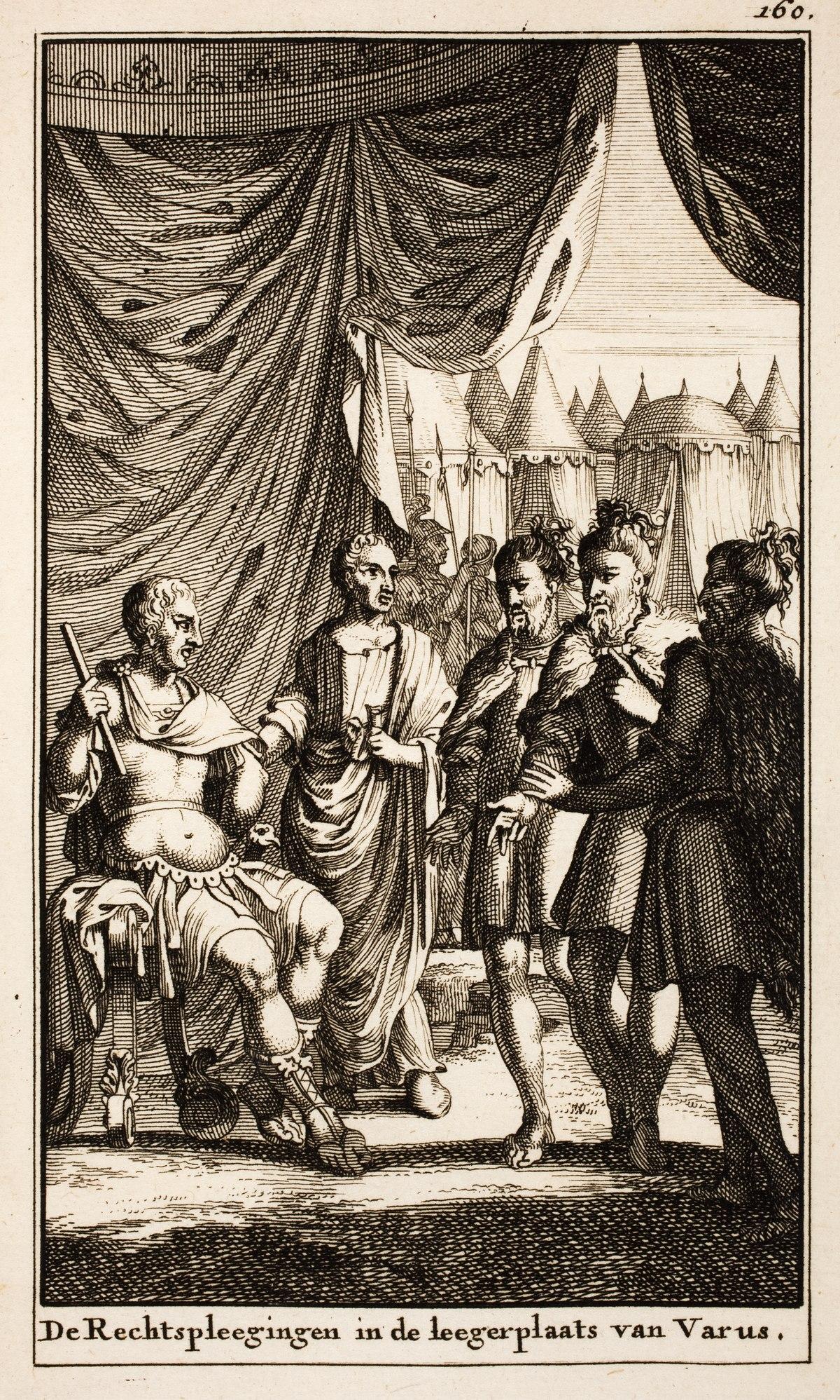 Publius Quinctilius Varus