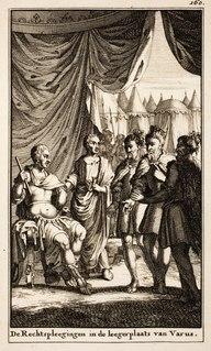 Publius Quinctilius Varus Roman governor
