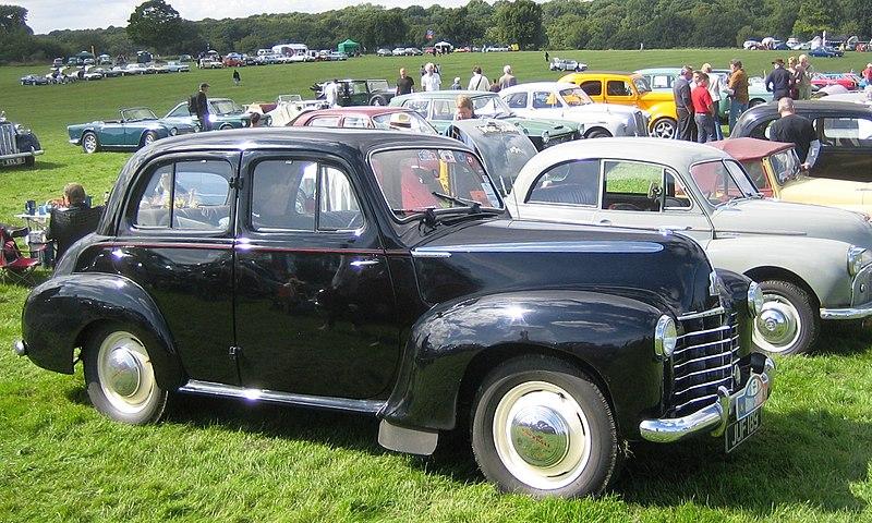 Vauxhall Car Company