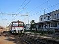 Veľké Kapušany, nádraží, vůz 812.060.jpg