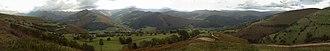 Valles Pasiegos - Image: Vega de Pas Cantabria