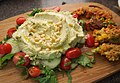 Vegan meal, hummus, salad, veggie fingers, plant based.jpg