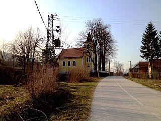 Veliki Skočaj Village in Bihać, Bosnia and Herzegovina