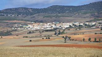 Vellisca - Image: Vellisca (Cuenca) panorámica (RPS 27 10 2013)