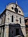 Venezia Chiesa di Santa Maria dei Miracoli Fassade 2.jpg