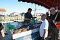 Vente du poisson pêché avec le fileyeur Le P'tit Jules (19).JPG
