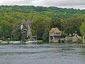Vernon, Vieux Moulin & Chateau des Tourelles depuis la Seine, Journées du Patrimoine 2011 - 38.jpg