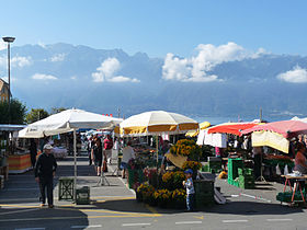 Image illustrative de l'article Place du Marché (Vevey)