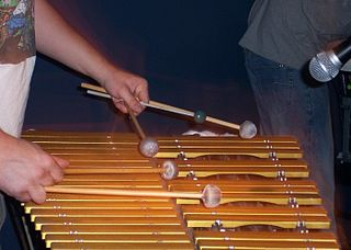 Grip (percussion) percussion-playing technique