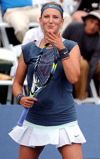 2013 WTA Tour Championships - Victoria Azarenka successfully defended her Australian Open title in 2013.
