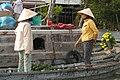 Vietnam, Phong Dien, Floating market, Women.jpg