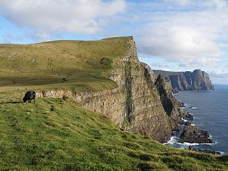 Suðuroy - View from Eggjarnar