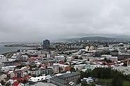 View from Hallgrímskirkja 2