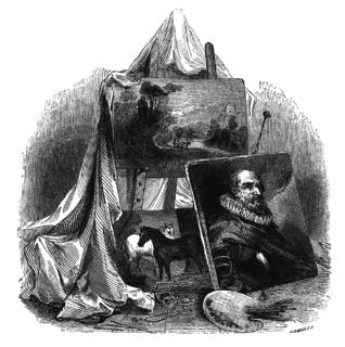 Ebenezer Landells British artist
