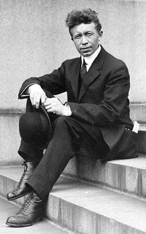 Vilhjalmur Stefansson - Stefansson, circa 1915
