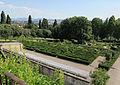 Villa la petraia, ext., giardini 02.JPG