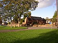 Village Green and church, Langwathby - geograph.org.uk - 280320.jpg