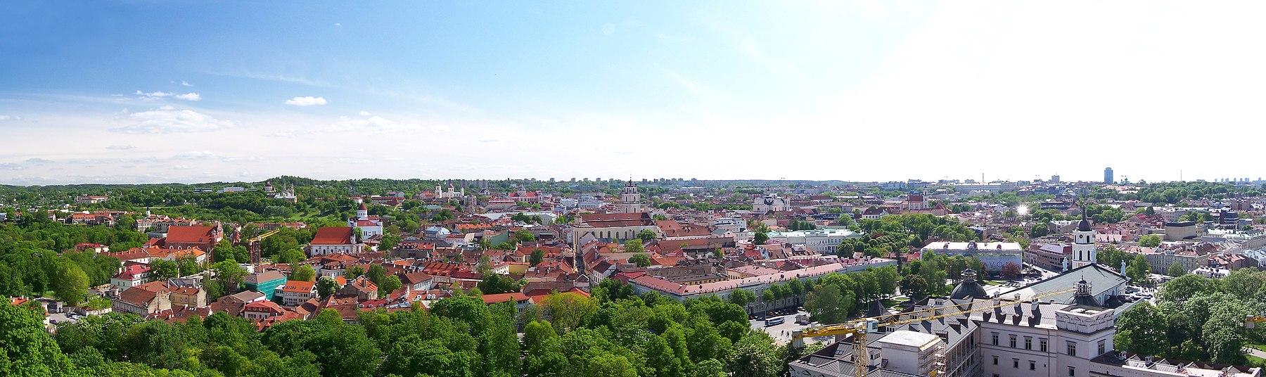 Vilnius - Panorama 02.jpg
