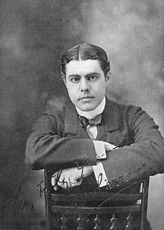Vincent Serrano - Serrano circa 1901